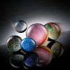 Dichroic marbles